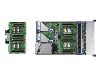 840370-B21 -- HPE ProLiant DL560 Gen10 Base - Server - rack-mountable - 2U - 4-way - 4 x Xeon Gold 6148 / 2.4 GHz