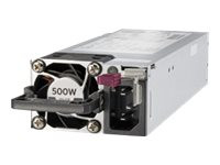 865408-B21 -- HPE - Power supply - hot-plug / redundant (plug-in module) - Flex Slot - 80 PLUS Platinum - AC 100-2