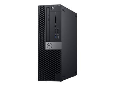 8756K -- Dell OptiPlex 5070 - SFF - Core i7 9700 / 3 GHz - RAM 8 GB - SSD 256 GB - NVMe, Class 40 - DVD-Write