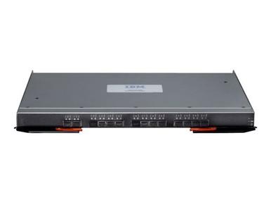 88Y6043 -- Lenovo Flex System EN4091 10Gb Ethernet Pass-thru Module - Switch - 14 x 1 Gigabit / 10 Gi -- New