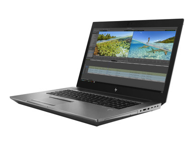 8FP70UT#ABA -- HP ZBook 17 G6 Mobile Workstation - Core i7 9850H / 2.6 GHz - Win 10 Pro 64-bit - 32 GB RA