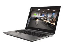 8FZ30UT#ABA -- HP ZBook 15 G6 Mobile Workstation - Core i7 9850H / 2.6 GHz - Win 10 Pro 64-bit - 16 GB RA -- New