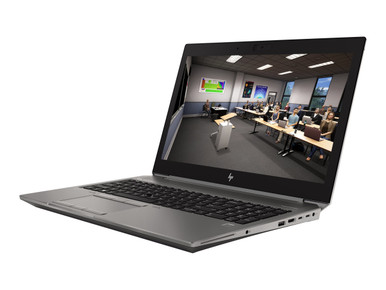 8GC03UT#ABA -- HP ZBook 15 G6 Mobile Workstation - Core i7 9850H / 2.6 GHz - vPro - Win 10 Pro for Workstations 64-