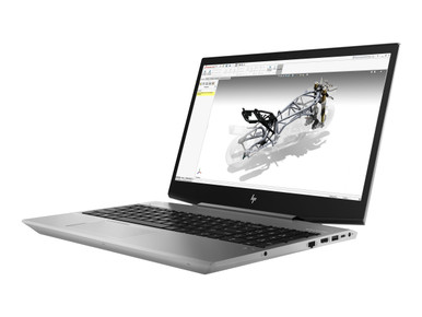 8MN28UT#ABA -- HP ZBook 15v G5 Mobile Workstation - Core i7 9750H / 2.6 GHz - Win 10 Pro 64-bit - 8 GB RAM - 256 GB