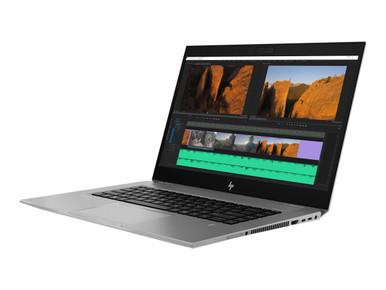 8XA47UT#ABA -- HP ZBook Studio G5 Mobile Workstation - Core i7 9850H / 2.6 GHz - Win 10 Pro 64-bit - 16 G