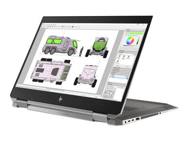 8XA66UT#ABA -- HP ZBook Studio x360 G5 Mobile Workstation - Flip design - Core i7 9850H / 2.6 GHz - vPro