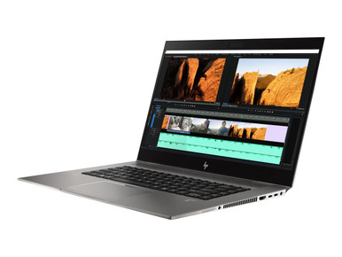 8XA67UT#ABA -- HP ZBook Studio G5 Mobile Workstation - Core i7 9750H / 2.6 GHz - Win 10 Pro 64-bit - 16 GB RAM - 51