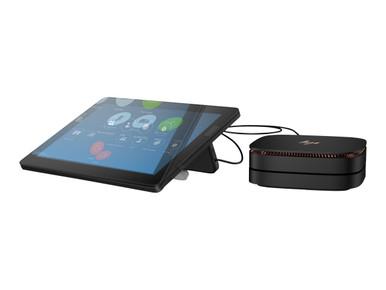 9EN01UT#ABA -- HP Elite Slice G2 Audio Ready with Zoom Rooms - USFF - Core i5 7500T / 2.7 GHz - vPro - RA