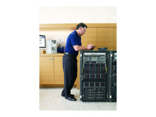 AK379A -- HPE StorageWorks MSL2024 - Tape library - LTO Ultrium - max drives: 2 - rack-mountable - 2 -- New