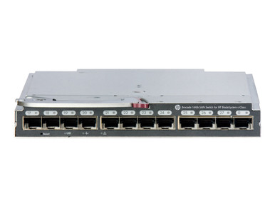 C8S45B -- Brocade 16Gb/16 SAN Switch for HP BladeSystem c-Class - Switch - managed - 16 x 16Gb Fibre