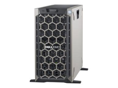 C9TF0 -- Dell EMC PowerEdge T440 - Server - tower - 5U - 2-way - 1 x Xeon Silver 4208 / 2.1 GHz - RAM 16 GB -