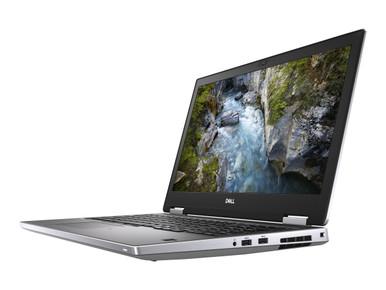 4TGG0 -- Dell Precision Mobile Workstation 7540 - Core i7 9850H / 2.6 GHz - Win 10 Pro 64-bit - 8 G