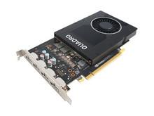 4X60N86662 -- NVIDIA Quadro P2000 - Graphics card - Quadro P2000 - 5 GB GDDR5 - PCIe 3.0 x16 - 4 x Displ