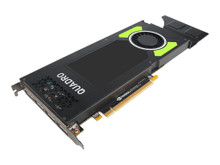 4X60N86664 -- NVIDIA Quadro P4000 - Graphics card - Quadro P4000 - 8 GB GDDR5 - PCIe 3.0 x16 - 4 x Displ -- New