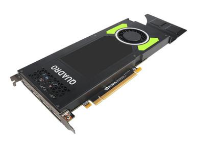 4X60N86664 -- NVIDIA Quadro P4000 - Graphics card - Quadro P4000 - 8 GB GDDR5 - PCIe 3.0 x16 - 4 x Displ