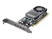 4X60R60468 -- NVIDIA Quadro P620 - Graphics card - Quadro P620 - 2 GB GDDR5 - 4 x Mini DisplayPort - for