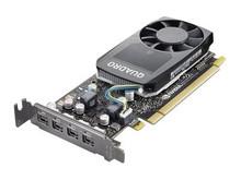 4X60R60469 -- NVIDIA Quadro P620 - Graphics card - Quadro P620 - 2 GB GDDR5 low profile - 4 x Mini Displ