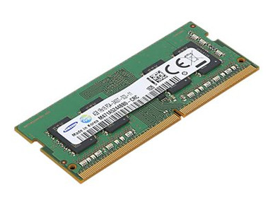 4X70M60573 -- Lenovo - DDR4 - module - 4 GB - SO-DIMM 260-pin - 2400 MHz / PC4-19200 - 1.2 V - unbuffere