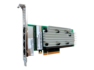 4XC7A08225 -- Lenovo ThinkSystem QL41134 - Network adapter - PCIe 3.0 x8 - Gigabit Ethernet / 10Gb Ether -- New
