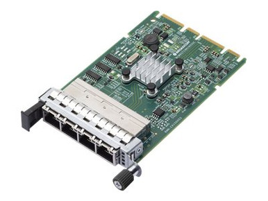 4XC7A08235 -- Lenovo ThinkSystem Broadcom 5719 - Network adapter - OCP - Gigabit Ethernet x 4 - for Thin -- New