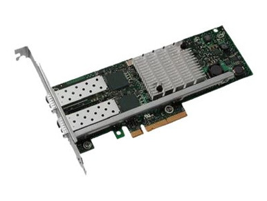 540-BBDR -- Intel X520 DP - Network adapter - PCIe - 10 GigE - for PowerEdge R220, R420, T320, T630, V -- New