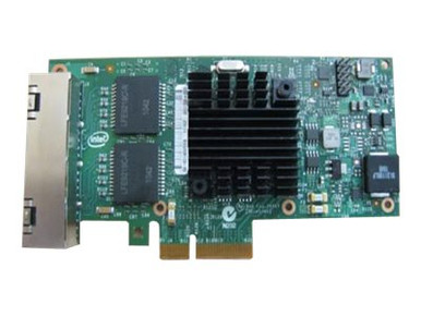 540-BBDS -- Intel I350 QP - Network adapter - PCIe - Gigabit Ethernet x 4 - for PowerEdge R230, R340,  -- New