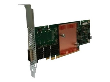 540-BBQU -- Intel - Network adapter - PCIe x16 - 100 Gigabit Ethernet x 1 - for PowerEdge T330, T630,  -- New