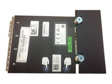 540-BBUS -- Broadcom 57414 - rNDC - network adapter - 25 Gigabit SFP28 x 2 - for PowerEdge R640, R740, -- New