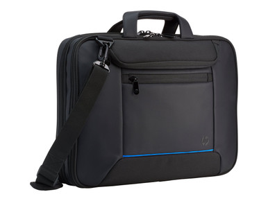 """5KN29UT -- HP Recycled Series Top Load - Notebook carrying case - 15.6"""" - promo - for HP 246 G7, Elit"""