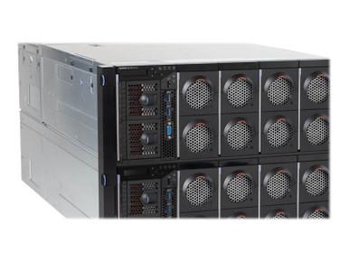 62418JU -- Lenovo System x3950 X6 6241 - Workload Optimized Solution for SAP HANA - server - rack-mou