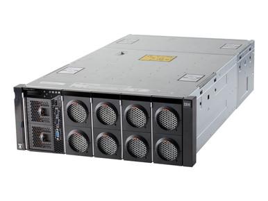 6241E1U -- Lenovo System x3850 X6 6241 - Server - rack-mountable - 4U - 4-way - 2 x Xeon E7-4820V4 / 2 GHz - RA