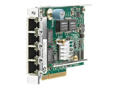 629135-B22 -- HPE 331FLR - Network adapter - PCIe 2.0 x4 - Gigabit Ethernet x 4 - for ProLiant DL180 Gen -- New