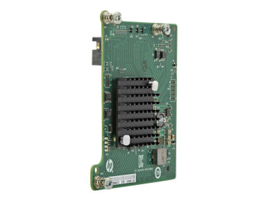 665246-B21 -- HPE 560M - Network adapter - PCIe 2.0 x8 - 10 GigE - 2 ports - for ProLiant BL420c Gen8, B -- New