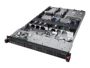 70QM0017UX -- Lenovo ThinkServer RD350 70QM - Server - rack-mountable - 1U - 2-way - 1 x Xeon E5-2660V4