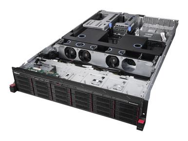 70QS0005UX -- Lenovo ThinkServer RD450 70QS - Server - rack-mountable - 2U - 2-way - 1 x Xeon E5-2650V4 / 2.2 GHz