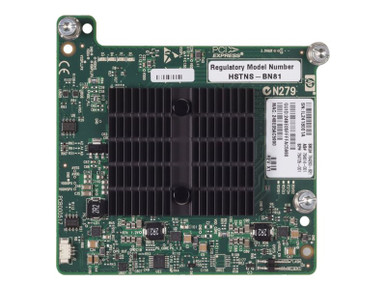 764283-B21 -- HPE InfiniBand 544+M - Network adapter - PCIe 3.0 x8 - 40Gb Ethernet / Infiniband FDR x 2  -- New