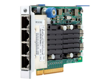 764302-B21 -- HPE FlexFabric 536FLR-T - Network adapter - PCIe 3.0 x8 - 10Gb Ethernet x 4 - for ProLiant -- New