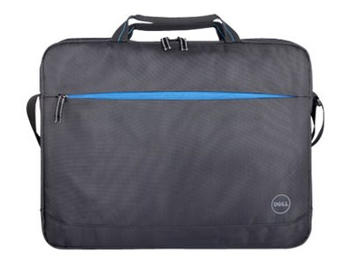 """ES-BC-15-20 -- Dell Essential Briefcase 15 - Notebook carrying case - 15.6"""" - black reflective printing w -- New"""