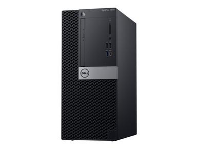 HCWPX -- Dell OptiPlex 7070 - MT - Core i5 9500 / 3 GHz - RAM 8 GB - HDD 1 TB - DVD-Writer - UHD Gr