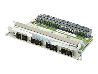 J9577A -- HPE - Network stacking module - stacking - 4 ports - for HPE Aruba 3800-24G-2XG, 3800-24G- -- New
