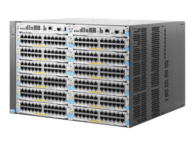 J9822A -- HPE Aruba 5412R zl2 - Switch - managed - rack-mountable -- New