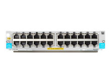 J9986A -- HPE - Expansion module - Gigabit Ethernet (PoE+) x 24 - for HPE Aruba 5406R, 5406R 16, 540