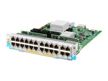 J9991A -- HPE - Expansion module - Gigabit Ethernet (PoE+) x 20 + 1/2.5/5/10GBase-T (PoE+) x 4 - for