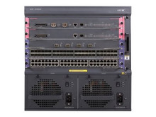 JD240C -- HPE FlexNetwork 7503 Chassis - Switch - L4-L7 - managed - rack-mountable -- New