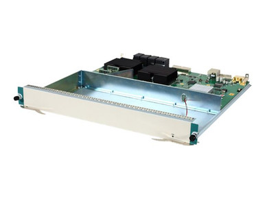 JG365A -- HPE FlexNetwork HSR6808 SFE X1 Switch Fabric Engine Router Module - Switch - plug-in modul -- New