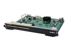 JH211A -- HPE SE Module - Expansion module - Gigabit SFP x 24 + 10 Gigabit SFP+ x 4 - for HPE 7502, 7506; Flex