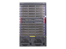 JH333A -- HPE FlexNetwork 7510 Switch with 2x2.4Tbps Fabric and Main Processing Unit - Switch - mana -- New