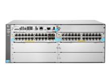 JL003A -- HPE Aruba 5406R 44GT PoE+ / 4SFP+ (No PSU) v3 zl2 - Switch - managed - 44 x 10/100/1000 (P -- New