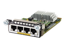 JL081A -- HPE Aruba 3810M/2930M Smart Rate Module - Expansion module - 1/2.5/5/10GBase-T (PoE+) x 4