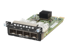 JL083A -- HPE Aruba - Expansion module - 10 Gigabit SFP+ x 4 - for HPE Aruba 2930M 24, 3810M 16SFP+,
